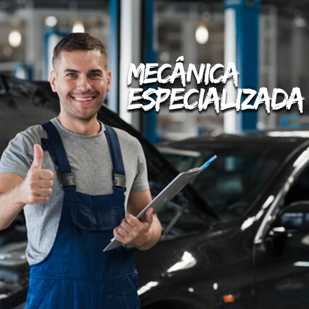 Mecânica Especializada em Diesel